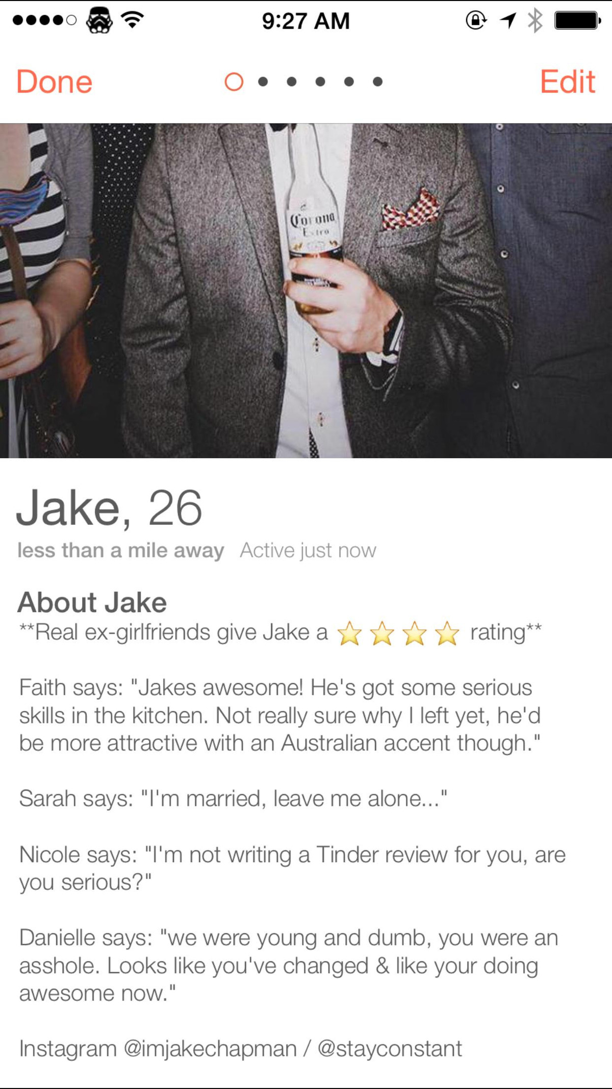 How to write a great bio for online dating