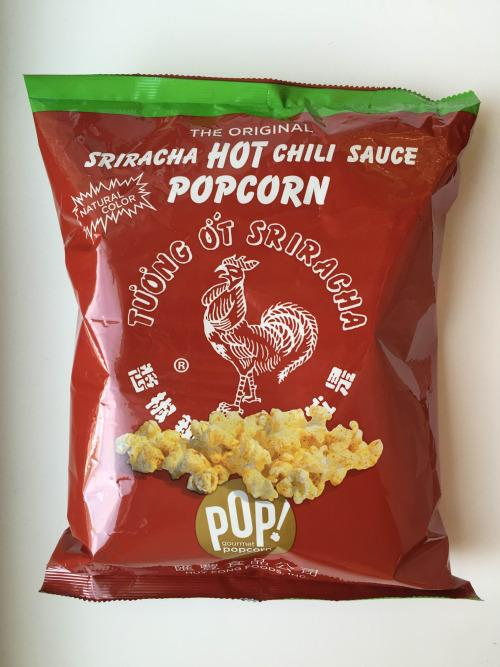 Sriracha's About To Drop A Ton Of New Snack Foods On Us
