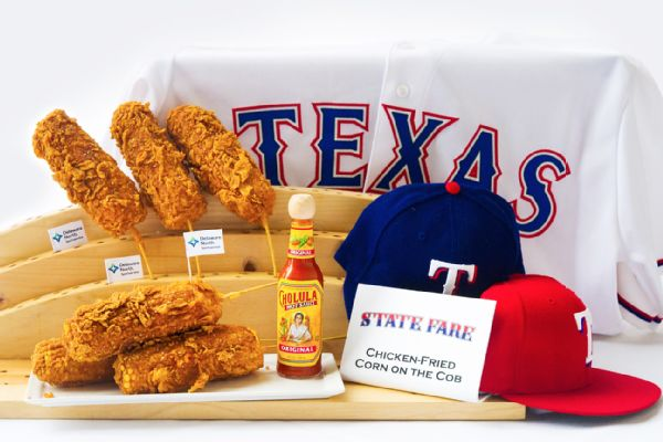 Texas Rangers Are Trying To Kill Us All By Opening All Fried Booth, All Bacon Booth