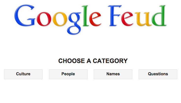 They Turned Google Autocomplete Into Family Feud To  End All Office Productivity Once And For All