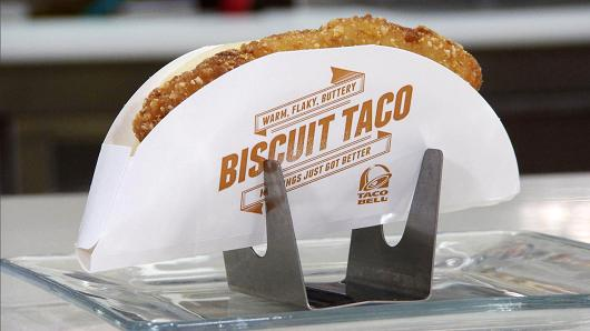 Taco Bell Rolling Out Newest Food Mashups, Fritos Taco and Cap'n Crunch Delights, Toying With Delivery Option