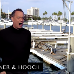 Tom Hanks And James Corden Act Out Scenes From Every Movie Of Hanks' Career