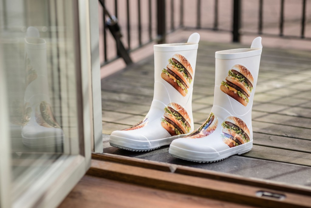 McDonalds Launches Big Mac Fashion, Lifestyle Line For Fanatics and Fat Dudes Like Me