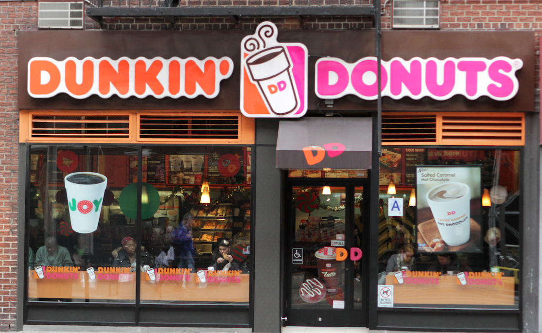 Dunkin' Donuts Is Changing Up The Menu After Learning An Ingredient They've Been Using Is Potentially Poisonous