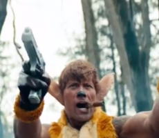 """SNL Did A Live Action """"Bambi"""" Spoof With The Rock And It's Awesome"""