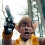 "SNL Did A Live Action ""Bambi"" Spoof With The Rock And It's Awesome"