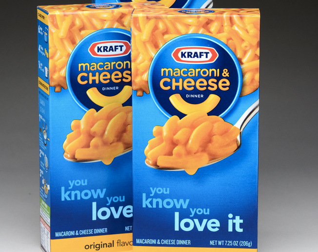 Kraft Mac And Cheese Getting Recalled Because There Are Actual Pieces Of Metal In Some Boxes