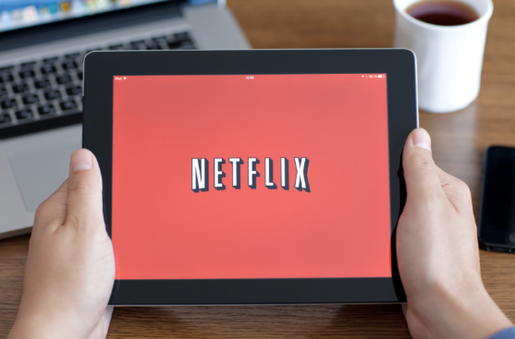 The April Netflix Schedule Is Out And It Won't Keep You Inside