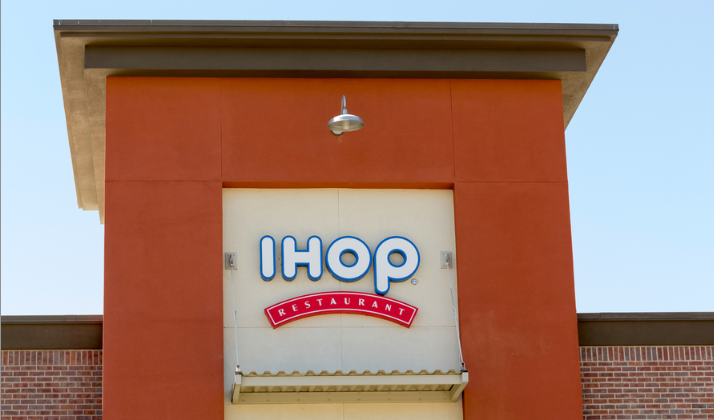 IT'S NATIONAL PANCAKE DAY AT IHOP! GO GET FREE PANCAKES! FOR CHARITY!
