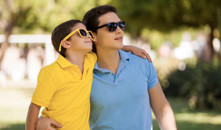 Be The Cool Dad, Not The Uncomfortably Cool Dad
