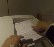 Here's What It Looks Like When A Cubicle Warrior Straps On A GoPro