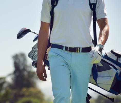The Worst Thing That Can Happen To You On A Golf Course