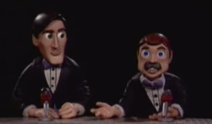 """Celebrity Deathmatch"" Is Coming Back, Has Plenty Of Material To Work With"