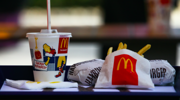 There's A McDonald's In The UK That's Making People Take Breathalyzers Before Ordering