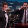 "Jimmy Kimmel And Adam DeVine Busted Out A ""Man Show"" Toast Last Night"