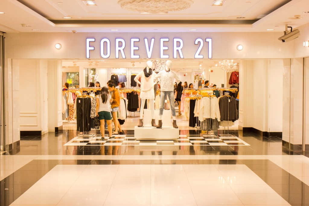 Farewell To Forever 21