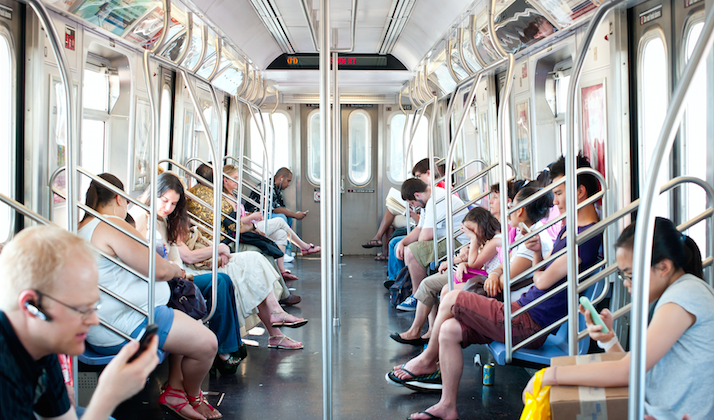 The People That Ruin Public Transit For All Of Us