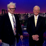 Will Ferrell Says Goodbye To Letterman As Harry Caray