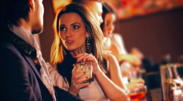 My Knee-Jerk Reactions To Your First Date Drink Order