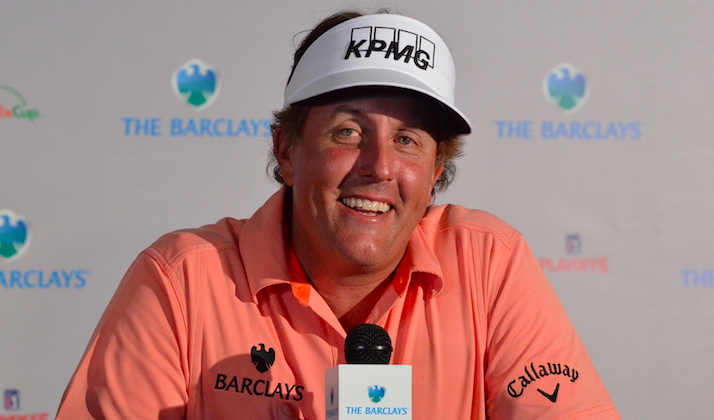 America's Favorite Lefty Phil Mickelson Allegedly Linked To Illegal Gambling Case