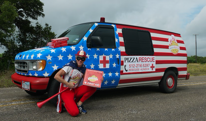 Swedish Immigrant Will Drive Around America Handing Out Pizza To The Homeless To Avoid Deportation, You Can Help