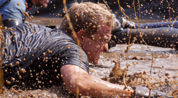 French Mud Race Participants Come Down With Severe Mud Butt