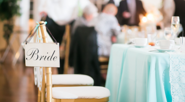 Be Honest With Your Wedding Hashtag