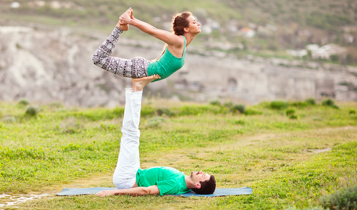 Couples Yoga Is For Jerks