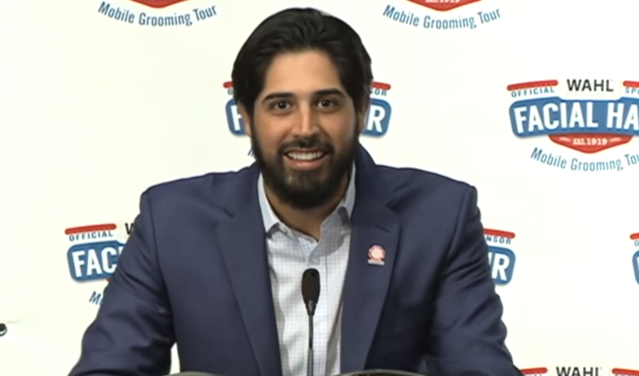 Nationals' Gonzalez Earns Beard Sponsorship From Wahl