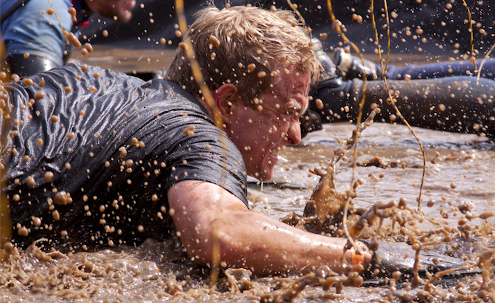 Thousands Of French Mud Racers Come Down With Severe Mud Butt