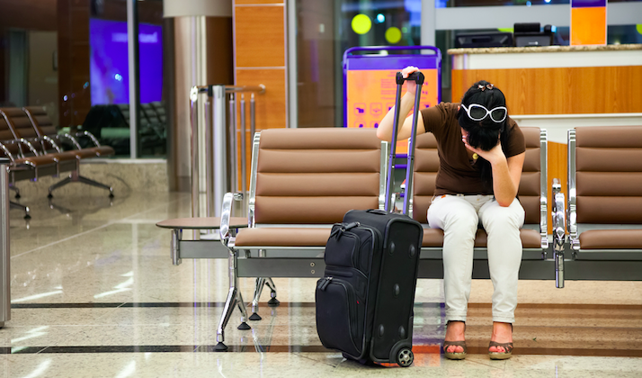 The Worst Things To Forget When You're Traveling