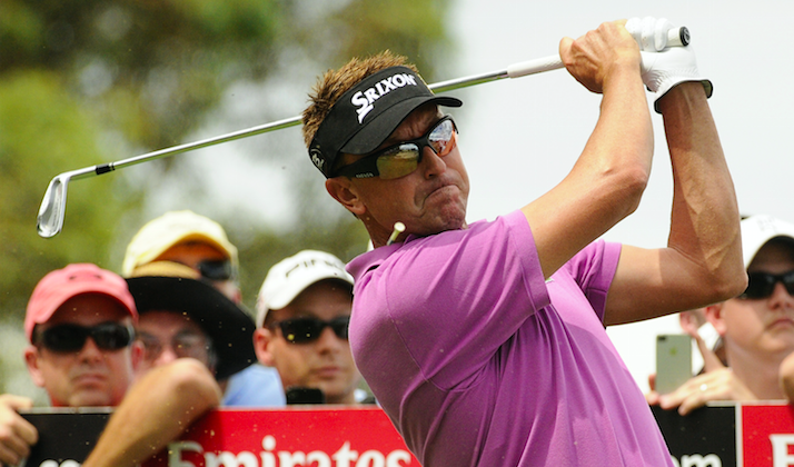 Amidst Meltdown, Robert Allenby Fires Caddy Mid-Round, Allegedly Calls Him That Awful C Word