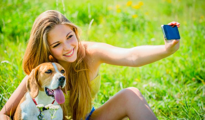 Welp, The App That's Basically Tinder For Your Dog Is Here
