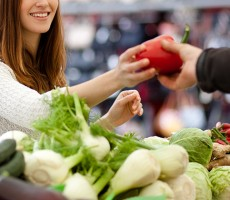 An Ode To Grocery Store Moms