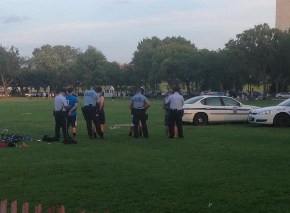 Park Police Are Arresting Rec-League Softballers Who Just Wanna Drink A Couple Beers At The National Mall