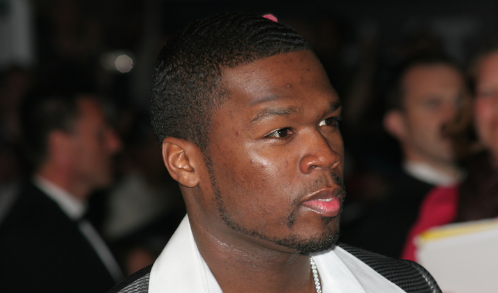 50 Cent Files For Bankruptcy, Nothing Is Sacred