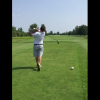 Golfer Smokes Innocent Bird Bystander With Terrible Drive