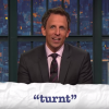 Seth Meyers Beautifully Explains Teen Slang
