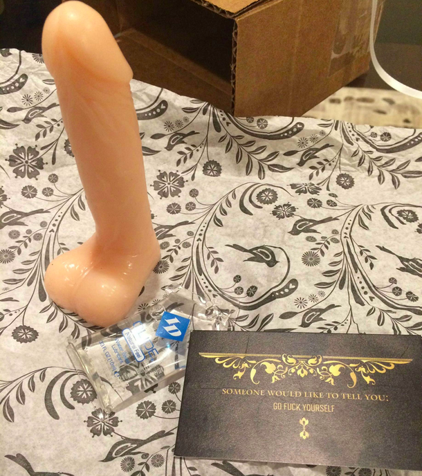 There's Finally A Company That Will Send Haters Anonymous Fake Penises For You