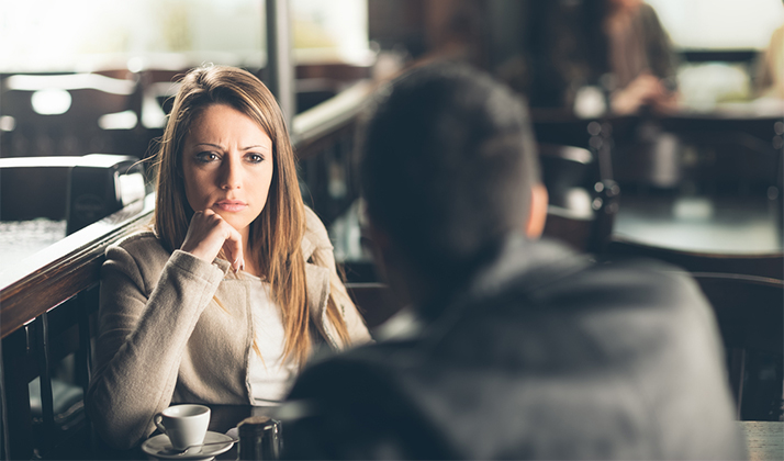 30 Thoughts You Have During A Terrible First Date