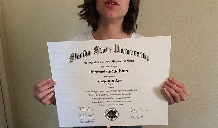 Some Girl Is Trying To Sell Her Diploma On eBay for $50K, Says Life Is Hard