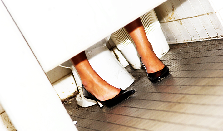 Employees Give Their Best Tips For Pooping At The Office