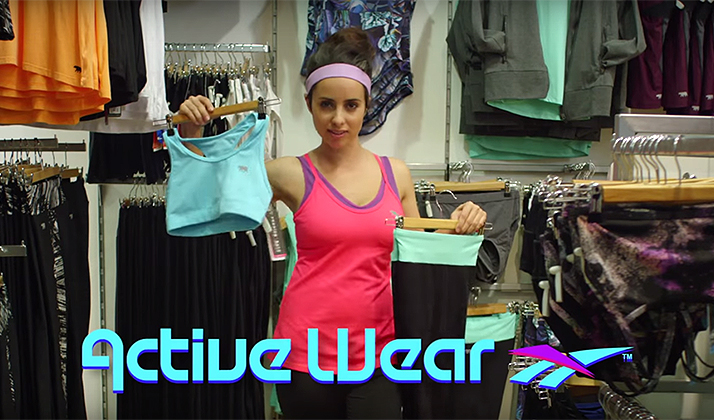 This Music Video Perfectly Makes Fun Of People That Do Absolutely Nothing In Workout Clothes