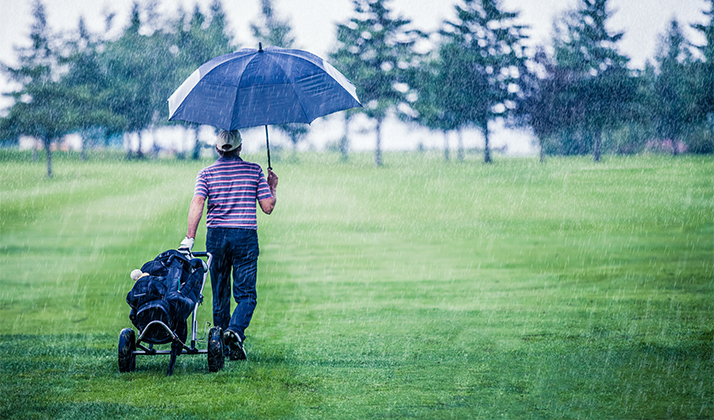 21 Foolproof Excuses For When You Hit A Miserable Golf Shot