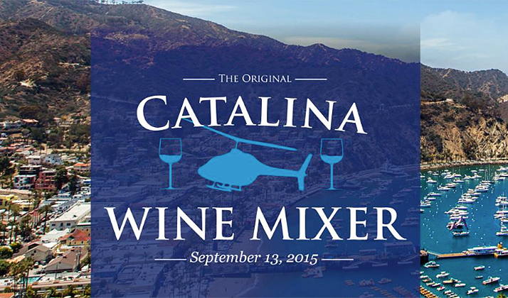 There's Actually Going To Be A Catalina Wine Mixer