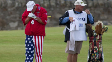 "Mythical Creature John Daly Continues Recovery Tour, Covers ""Knockin' On Heaven's Door"""