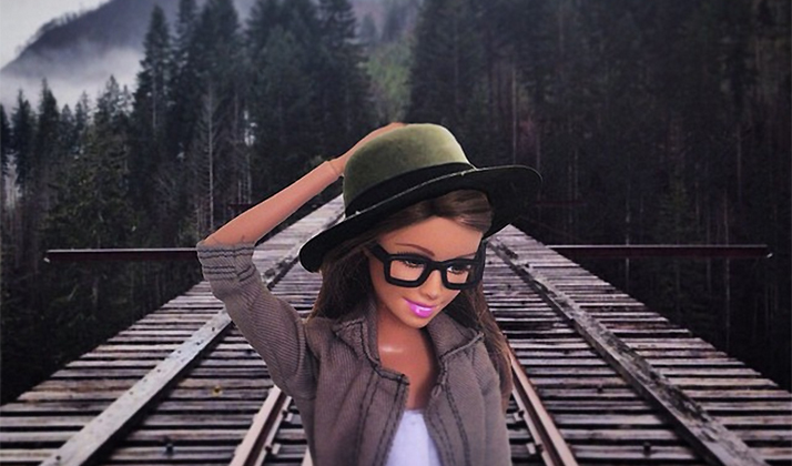 This Hipster Barbie Instagram Account Is Hilariously Basic