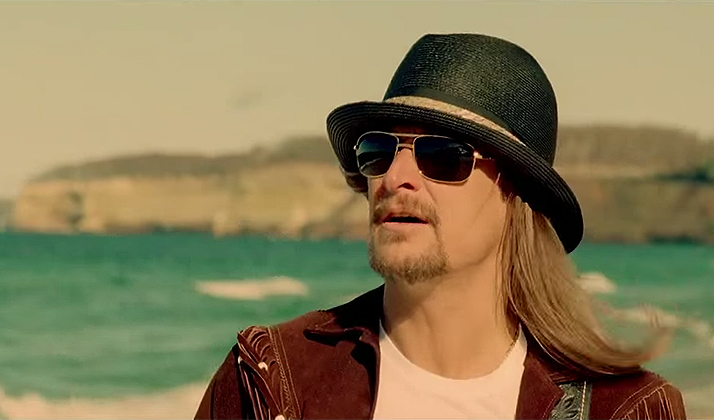 21 Reasons Kid Rock Is Awesome Besides The Fact That He Showed Up For Jury Duty Yesterday