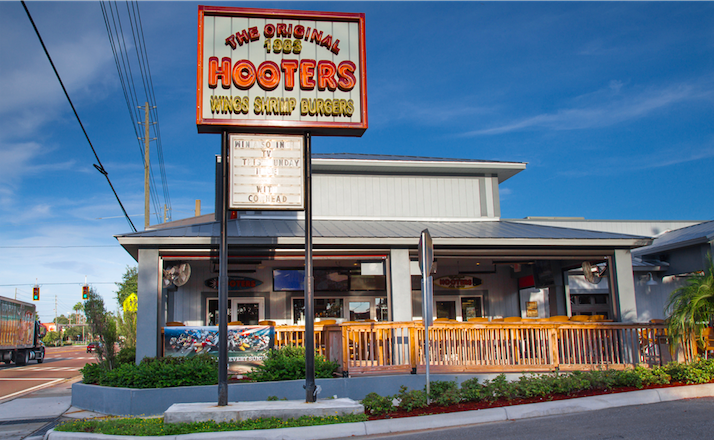 Farewell To Hooters