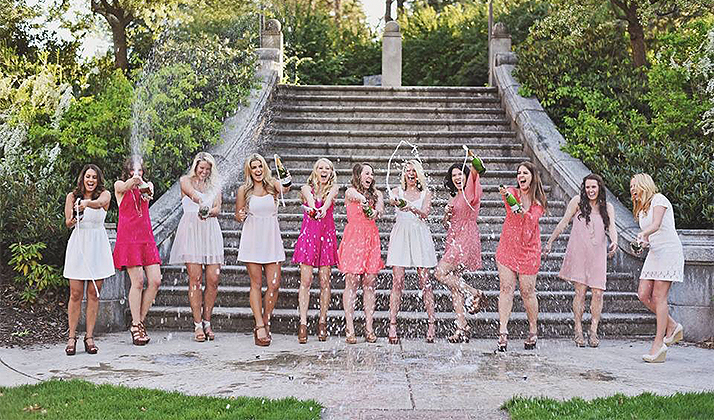 27 Things That Would Happen If I Lived With 4 Former Sorority Girls